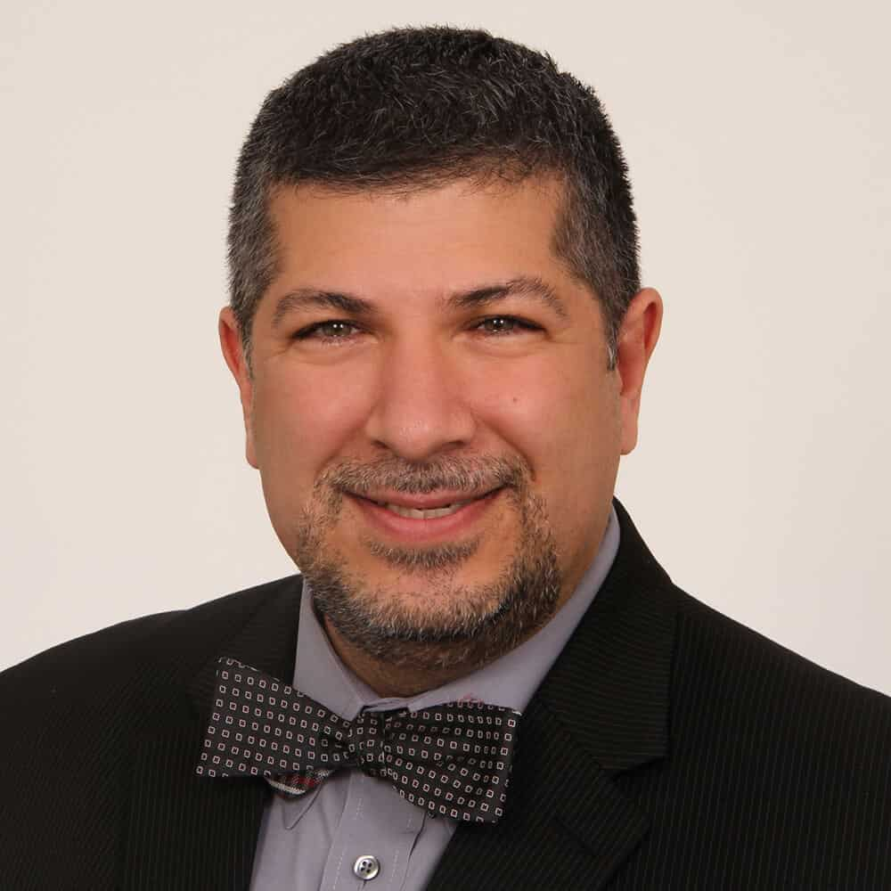 Dr. David Taghvaei, Doctor of Audiology
