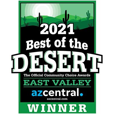 2021 Best of the Desert